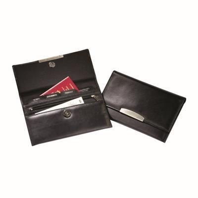 Picture of SANDRINGHAM NAPPA LEATHER DELUXE TRAVEL WALLET