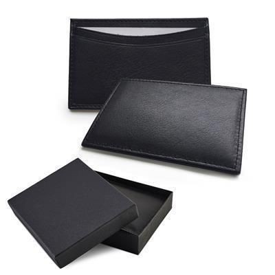 Picture of SANDRINGHAM NAPPA LEATHER SLIM CARD HOLDER