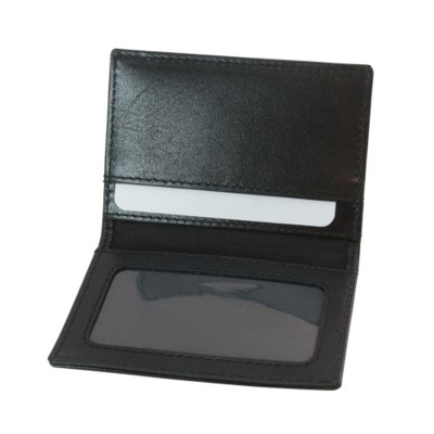 Picture of SANDRINGHAM NAPPA LEATHER TRAVEL CARD CASE