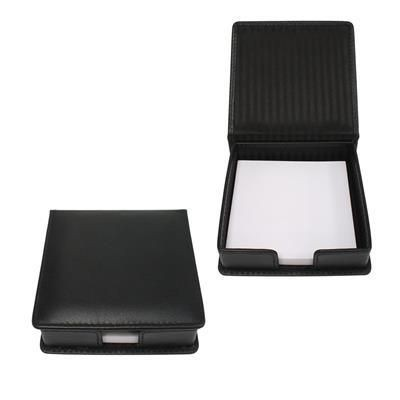 Picture of SANDRINGHAM NAPPA LEATHER PAPER PAD HOLDER