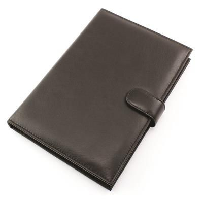 Picture of SANDRINGHAM NAPPA LEATHER NOTE BOOK JACKET