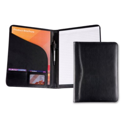Picture of BALMORAL BONDED LEATHER A4 DELUXE CONFERENCE FOLDER
