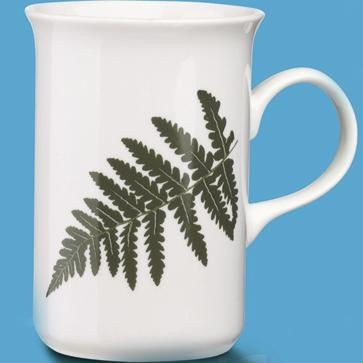 Picture of SHERATON CERAMIC POTTERY MUG in White
