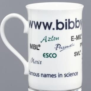 Picture of WINDSOR BONE CHINA MUG in White