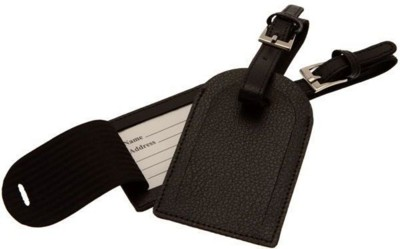 Picture of SECURITY LUGGAGE TAG in Chelsea Leather