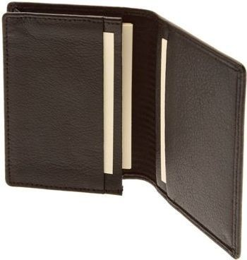 Picture of BUSINESS CARD HOLDER with Gusset in Chelsea Leather