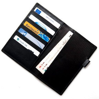 Picture of CHELSEA LEATHER DELUXE POCKET WALLET