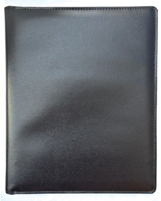 Picture of BONDED LEATHER DESK WALLET with Comb Bound Note Book Insert