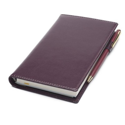 Picture of DELUXE NEWCALF POCKET WALLET with Comb Bound Note Book Insert