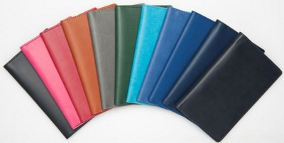 Picture of DELUXE NEWHIDE POCKET WALLET with Comb Bound Diary Insert