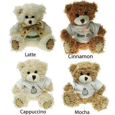 Picture of 12CM PAW BEAR with TEE SHIRT