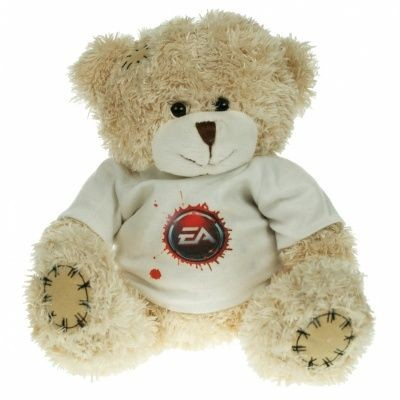Picture of 18CM PAW BEAR with Tee Shirt