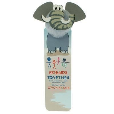 Picture of BOOKMARK ELEPHANT AD-BUG