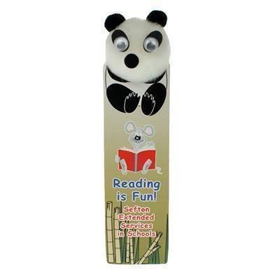 Picture of BOOKMARK PANDA AD-BUG