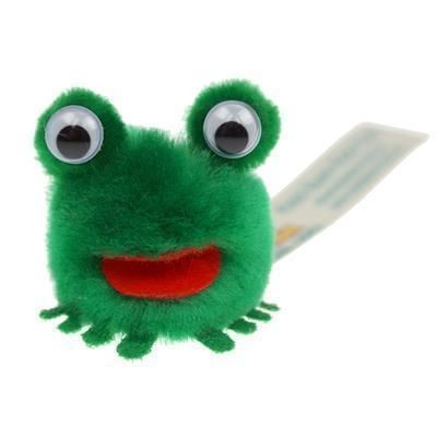 Picture of ANIMAL HEAD FROG BUG