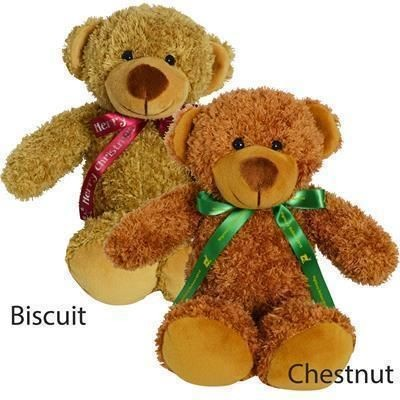 Picture of 30CM BARNEY BEAR with Bow
