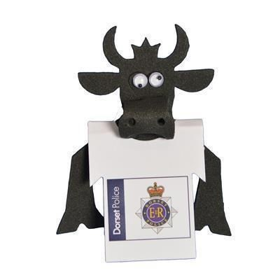 Picture of COW BADGE