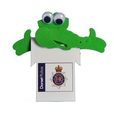 Picture of CROCODILE BADGE