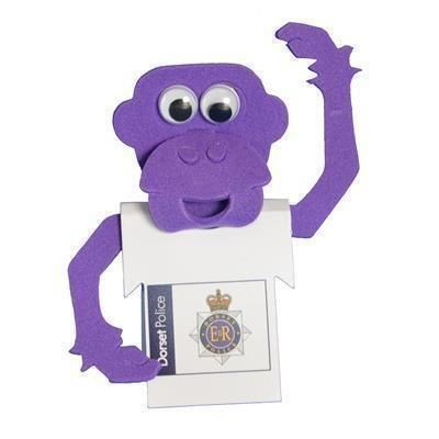 Picture of MONKEY BADGE