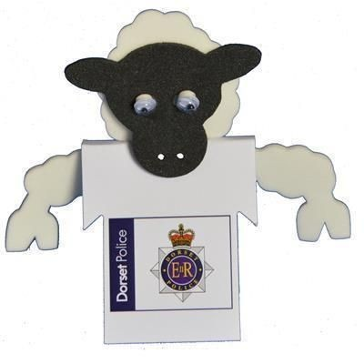 Picture of SHEEP BADGE