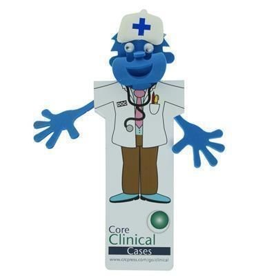Picture of DOCTOR EMERGENCY SERVICE BOOKMARK