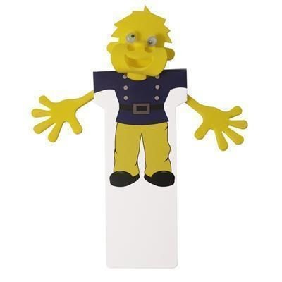 Picture of FIREMAN EMERGENCY SERVICE BOOKMARK