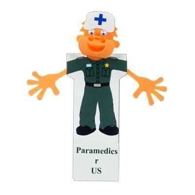 Picture of PARAMEDIC EMERGENCY SERVICE BOOKMARK