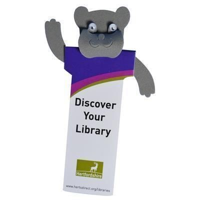 Picture of BEAR BOOKMARK