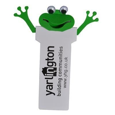 Picture of FROG BOOKMARK