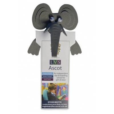 Picture of INDIAN ELEPHANT BOOKMARK