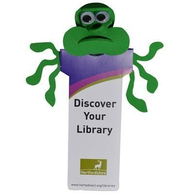 Picture of OCTOPUS BOOKMARK