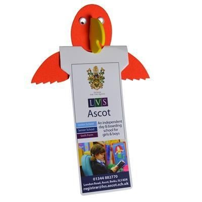 Picture of PARROT BOOKMARK
