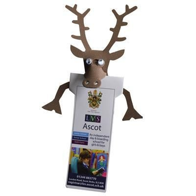 Picture of REINDEER BOOKMARK