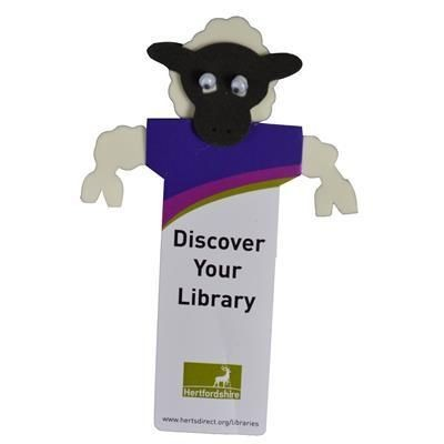 Picture of SHEEP BOOKMARK