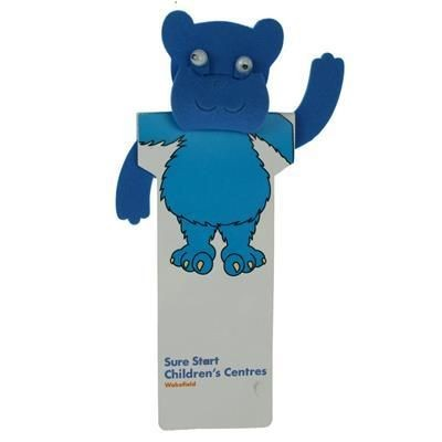 Picture of BEAR BODY BOOKMARK