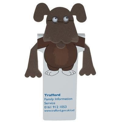 Picture of DOG BODY BOOKMARK