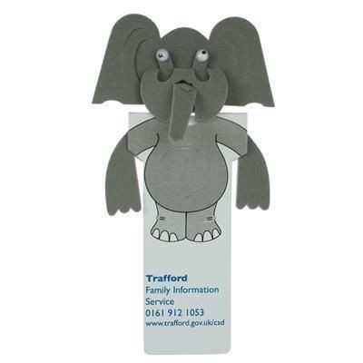 Picture of ELEPHANT BODY BOOKMARK