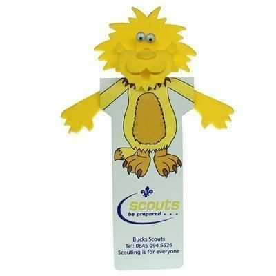 Picture of LION BODY BOOKMARK