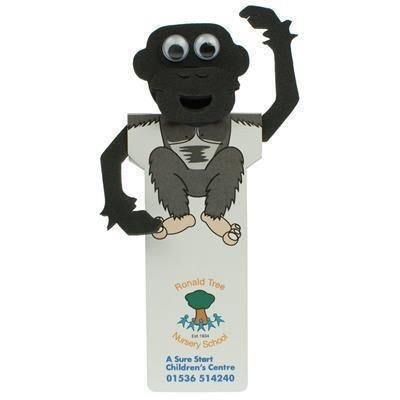 Picture of MONKEY BODY BOOKMARK