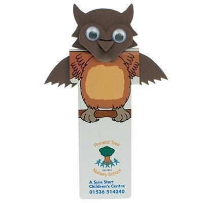 Picture of OWL BODY BOOKMARK