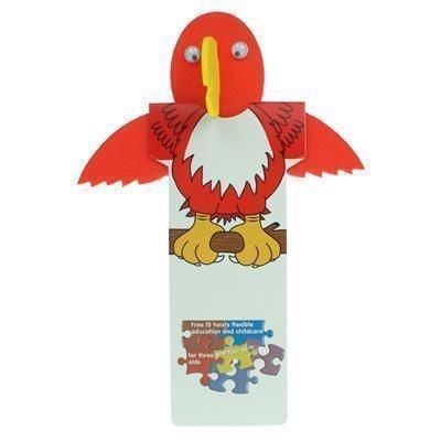 Picture of PARROT BODY BOOKMARK