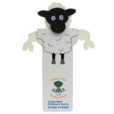 Picture of SHEEP BODY BOOKMARK
