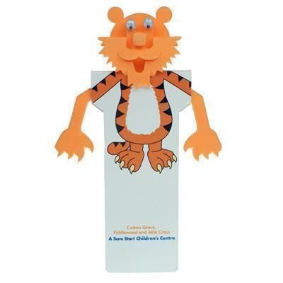 Picture of TIGER BODY BOOKMARK