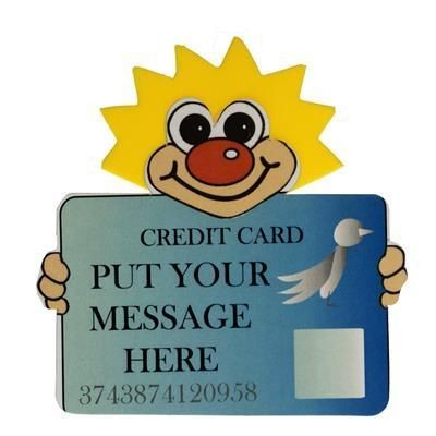 Picture of CREDIT CARD MAILER MAN
