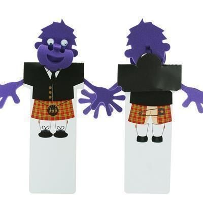 Picture of CHEEKY SCOTSMAN BOOKMARK