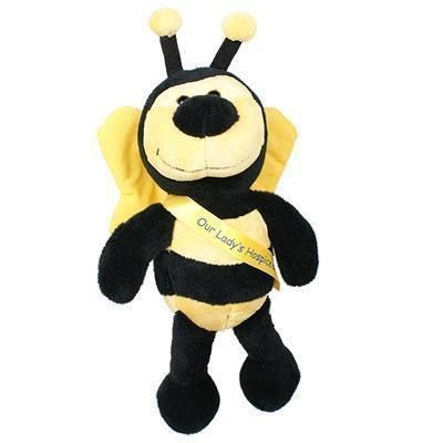 Picture of 20CM BERTIE BEE with Sash
