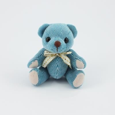 Picture of 12CM PLAIN BLUBERRY CANDY BEAR