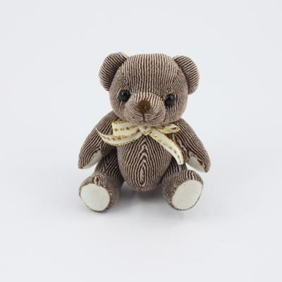 Picture of 12CM PLAIN CHOCOLATE CANDY BEAR