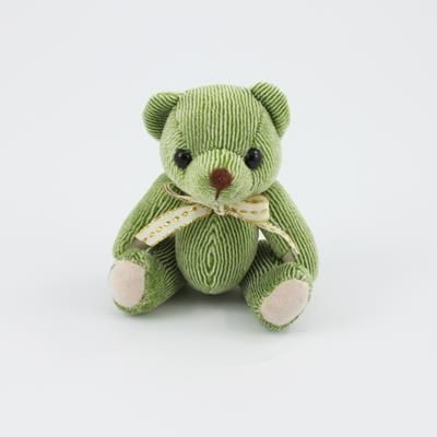 Picture of 12CM PLAIN LIME CANDY BEAR