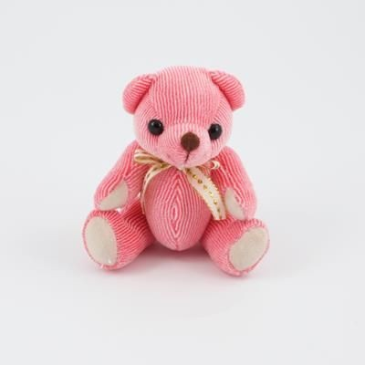 Picture of 12CM PLAIN STRAWBERRY CANDY BEAR